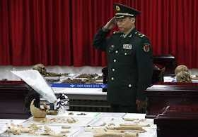 Skeletons Of Chinese Soldiers Who Died In A War Are Returned Home After 60 Years. Photos